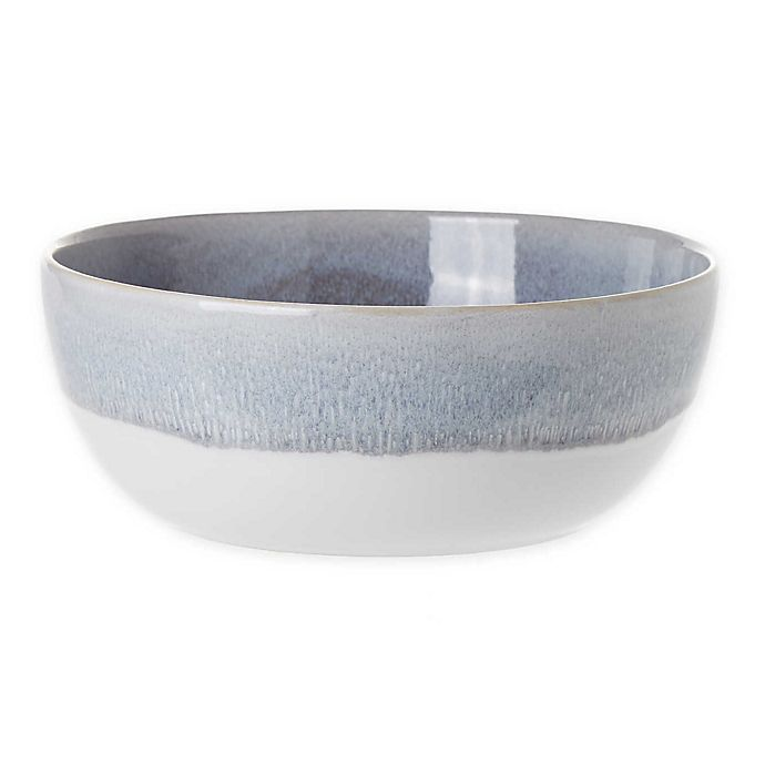 Alternate image 1 for Bee & Willow™ Home Weston 10-Inch Serving Bowl in Fog