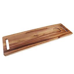 Haven™ Acacia Wood Tub Tray