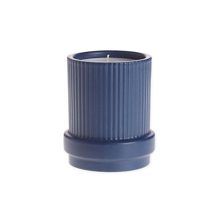Alternate image 1 for O&O by Olivia & Oliver™ Evening Sand 14 oz. Solid Fluted Jar Candle