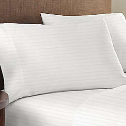 Nestwell™ Egyptian Cotton Sateen Striped 625-Thread-Count Pillowcases (Set of 2)