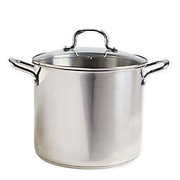 Our Table™ Stainless Steel Covered Stock Pot