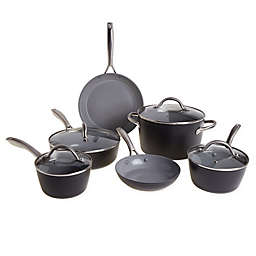 Our Table™ Forged Aluminum Ceramic Nonstick 10-Piece Cookware Set
