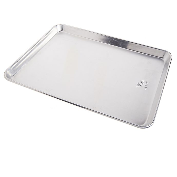 Alternate image 1 for Our Table™ Aluminum Bakeware Half Sheet Pan