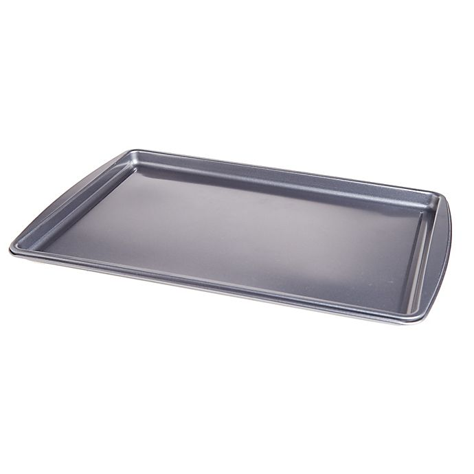 Alternate image 1 for Simply Essential™ 11-Inch x 17-Inch Nonstick Jelly Roll Pan