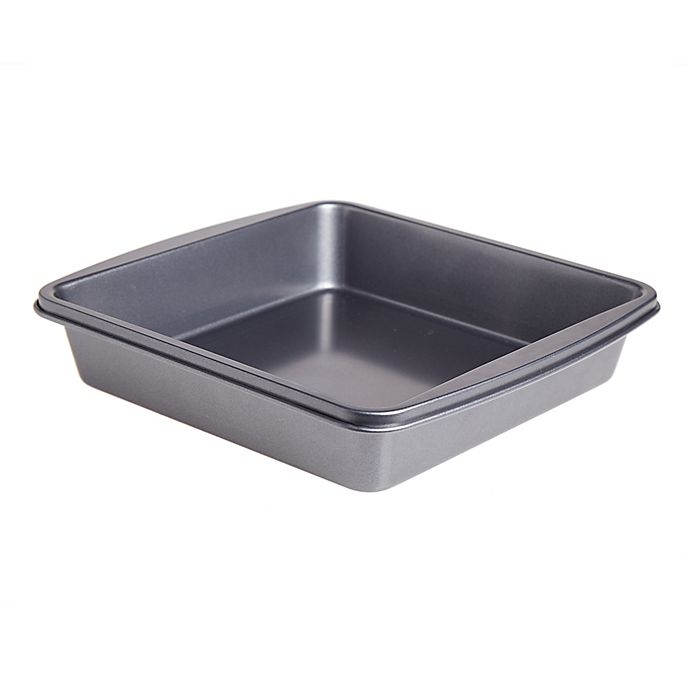 Alternate image 1 for Simply Essential™ 9-Inch Nonstick Square Cake Pan
