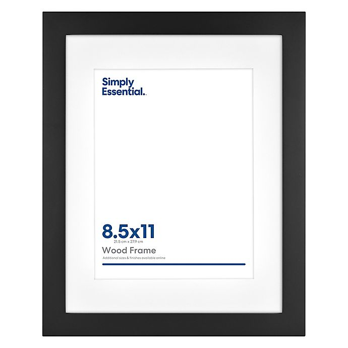 Alternate image 1 for Simply Essential™ Picture Frame and Display Collection