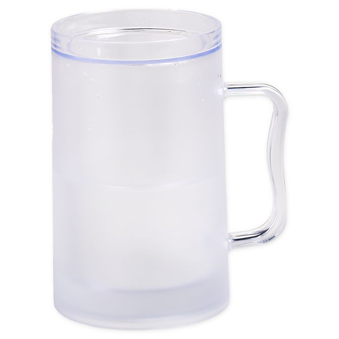Alternate image 1 for Simply Essential™ Clear Frosty Mug