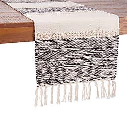 Our Table™ Fringe Stripe Table Runner