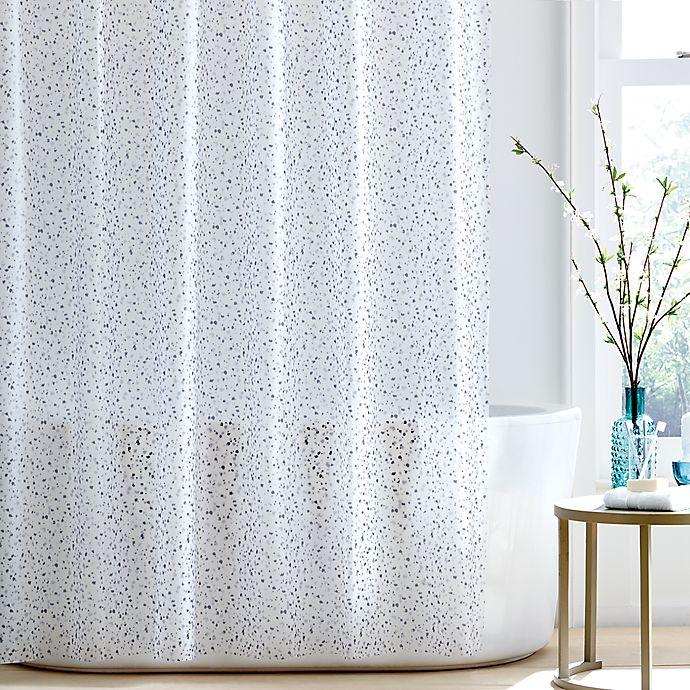 Alternate image 1 for Simply Essential™ Confetti PEVA Shower Curtain