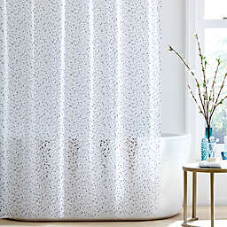 Simply Essential™ Confetti PEVA Shower Curtain