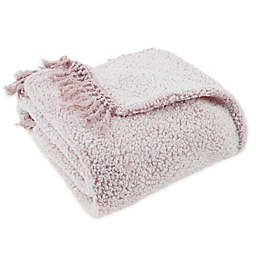 Wild Sage™ Claudia Fleece Throw Blanket in Purple