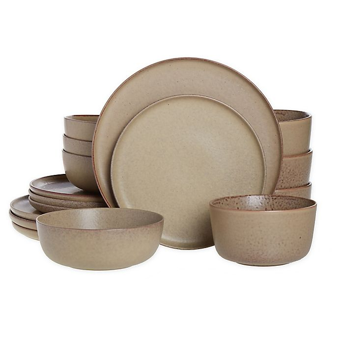 Alternate image 1 for Our Table™ Landon Dinnerware Collection in Toast