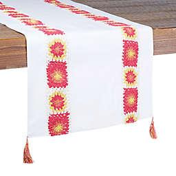 Wild Sage™ Delaney Crochet Table Runner
