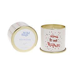 Wild Sage™ Kiwi & Lime 10 oz. Candle Tin