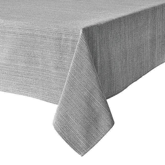 Alternate image 1 for Our Table™ Textured Tablecloth