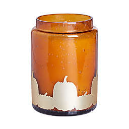 Bee & Willow™ Pumpkin Pie Gilded Accent Candle