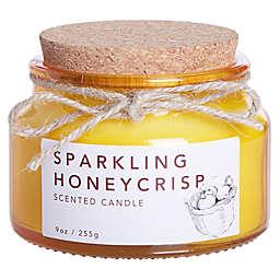Sparkling Honeycrisp 9 oz. Medium Jar Candle