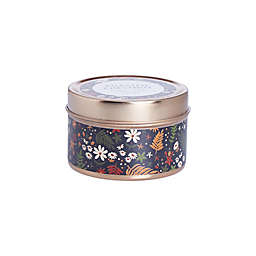 Mini Roasted Chestnut Tin Candle in Gold