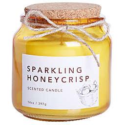 Sparkling Honeycrisp 14 oz. Large Jar Candle