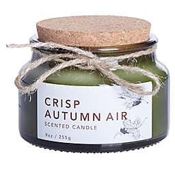 Crisp Autumn Air 9 oz. Medium Jar Candle