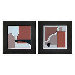 Sudio 3B™ Abstract Shapes Framed Art (Set of 2)