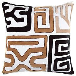 Studio 3B™ Global Geometric Square Throw Pillow