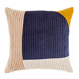 Studio 3B™ Channel Stitched Square Throw Pillow