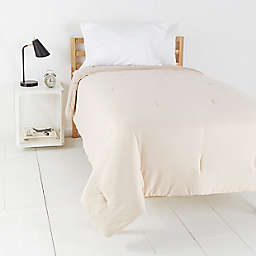 Simply Essential™ Solid Twin/Twin XL Comforter in Sandshell