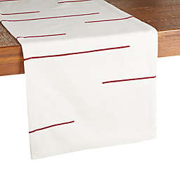 Studio 3B™ Stitched Lines Table Runner