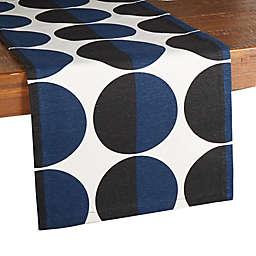 Studio 3B™ Two-Tone Circle Runner in Blue/Black