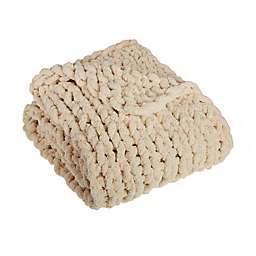 Studio 3B™ Chunky Knit Throw Blanket