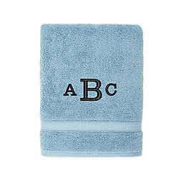 Nestwell™ Hygro Monogram Cotton Solid Bath Towel in Arona