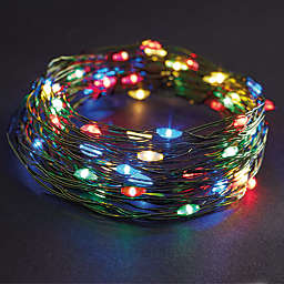 H for Happy™ 60-Count Copper LED Micro Christmas String Lights