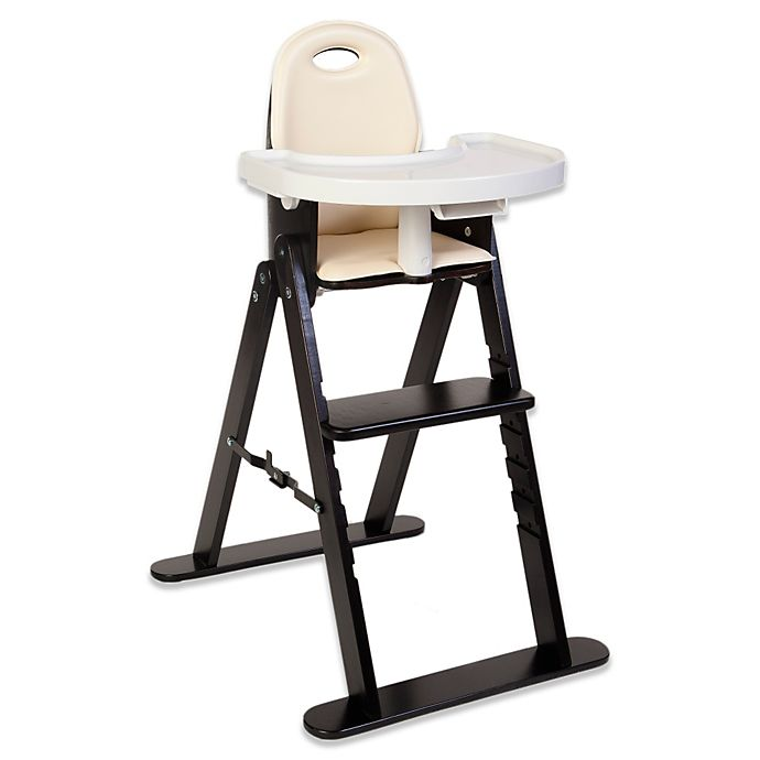 Alternate image 1 for Svan™ Baby-to-Booster High Chair in Espresso/Almond