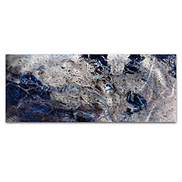 Storm Color Abstract Wall Art