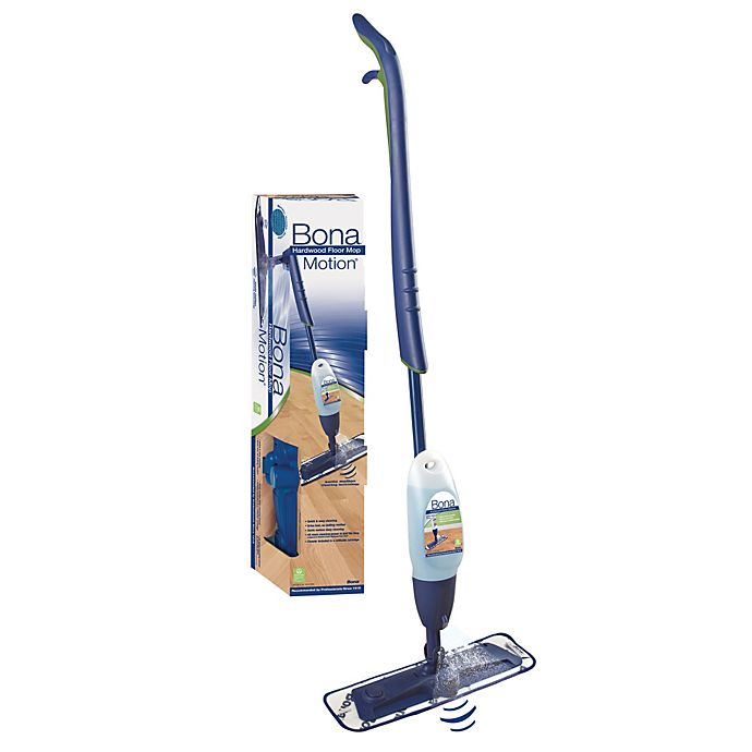 Bona Motion Hardwood Floor Mop Bed