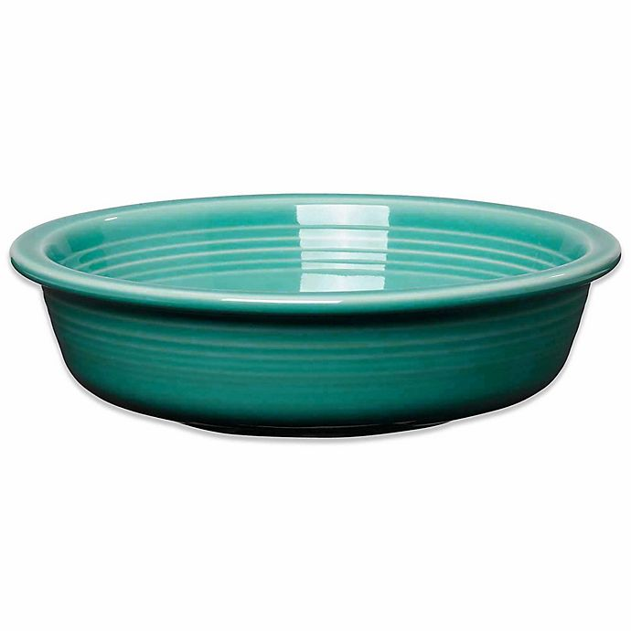 Alternate image 1 for Fiesta® Medium Bowl in Turquoise