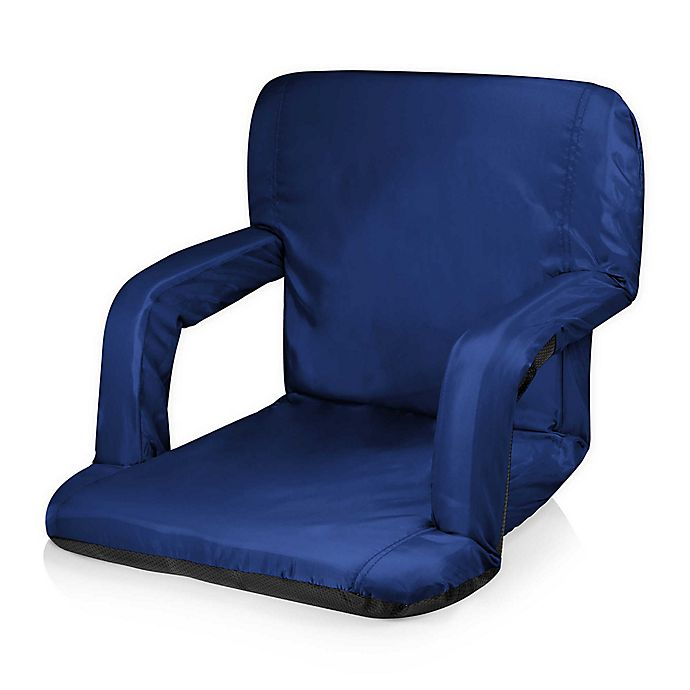 Alternate image 1 for Picnic Time® Ventura Portable Reclining Stadium Seat