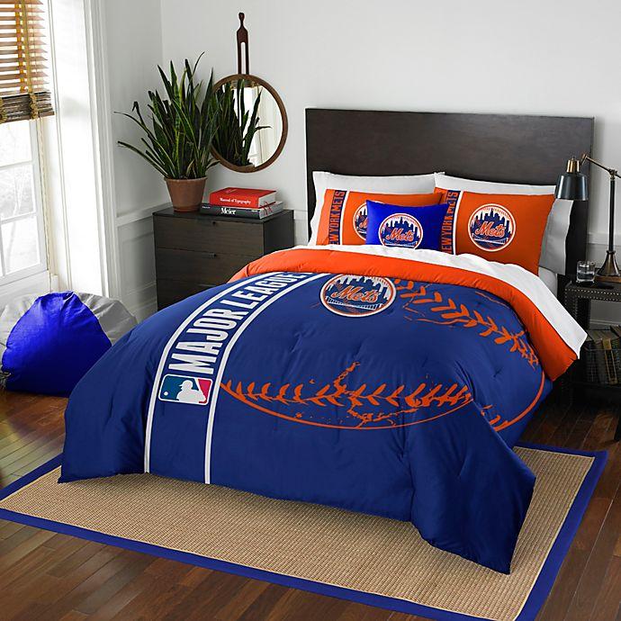 . MLB New York Mets Bedding   Bed Bath   Beyond