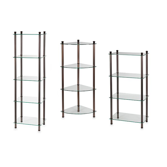Alternate image 1 for L'Etagere Shelf Towers Collection