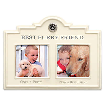 Grasslands Road® Best Furry Friend Photo Sentiment Frame