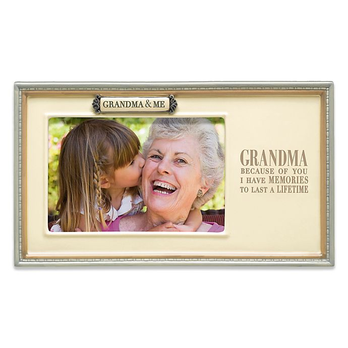 Grasslands Road Grandma Me 4 Inch X 6 Inch Picture Frame Bed
