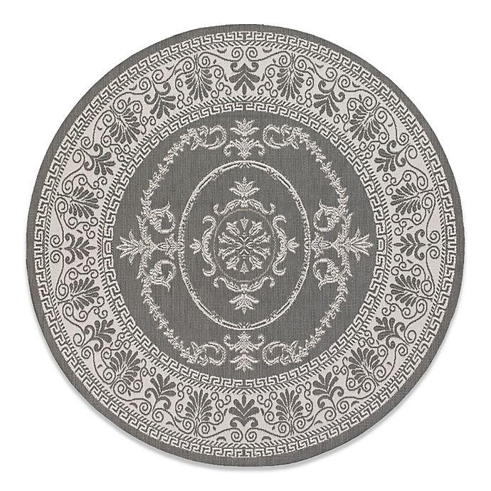 Buy Couristan Antique Medallion 7 Foot 6 Inch Round Indoor