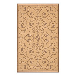 Couristan® Veranda Indoor/Outdoor Rug in Natural/Cocoa