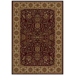 Momeni Royal RY-03 Rug in Red