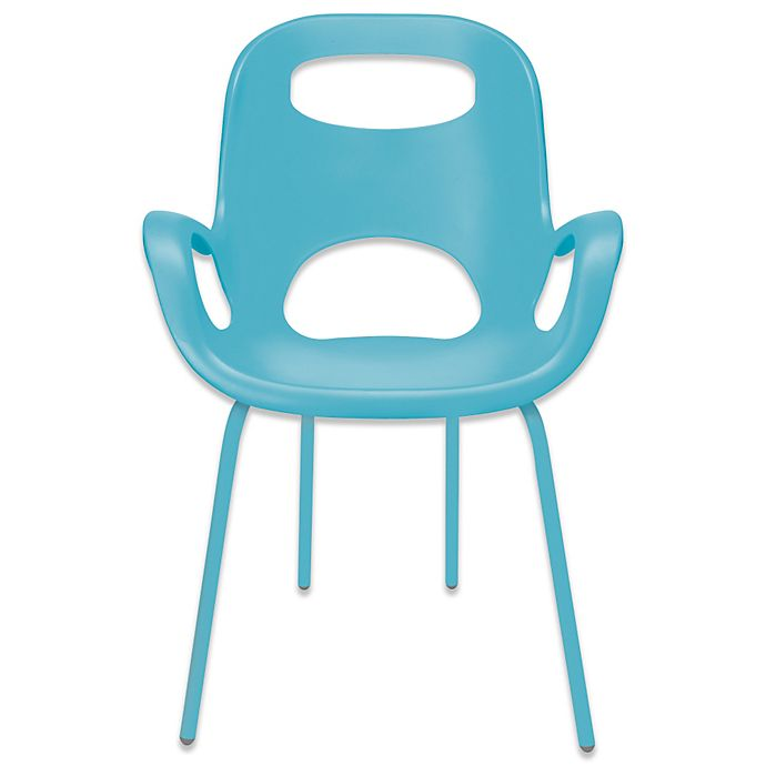 Alternate image 1 for Umbra® OH Chair in Surf Blue