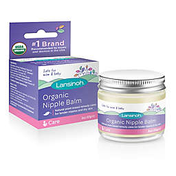 Lansinoh® Organic 2 oz. Nipple Balm for Breastfeeding and Dry Skin