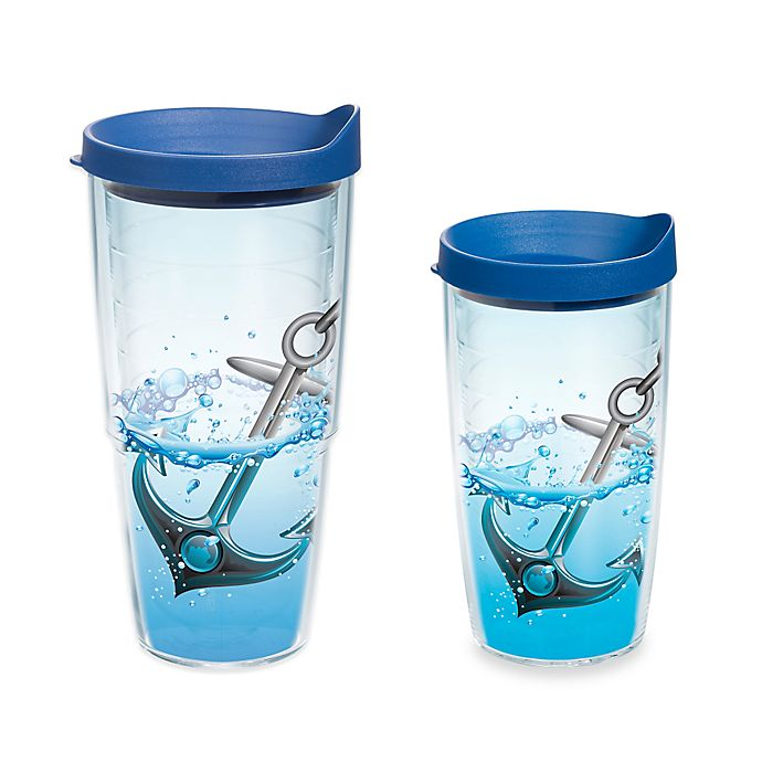Alternate image 1 for Tervis® Anchor Splash Tumbler