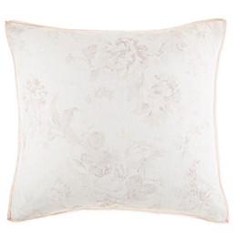 Wamsutta® Vintage Floral European Pillow Sham in Blush