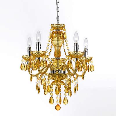 angelo: Home Fulton 5-Light Mini Chandelier